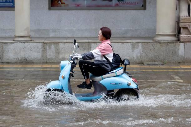 CHN: Torrential Rain Hits Kunming