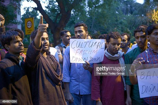 Citizen Rights Foundation Members Protest against BJP Goverment and Prime Minister Narendra Modi for Intervention on attack on Citizen Right to Eat...