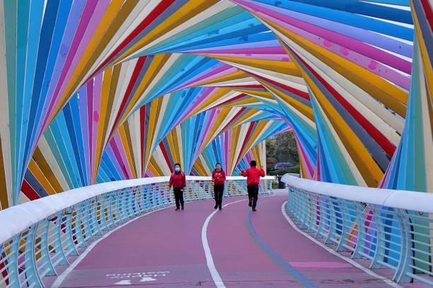 CHN: Rainbow Bridge In Qingdao