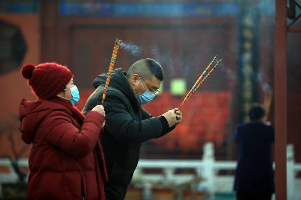 CHN: Laba Festival Celebrated Around China