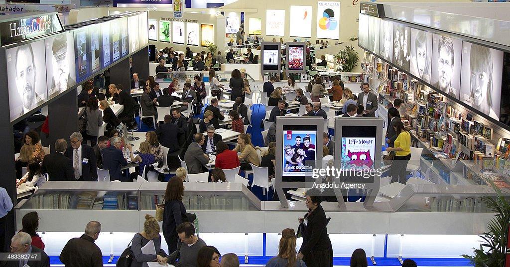 London Book Fair : News Photo