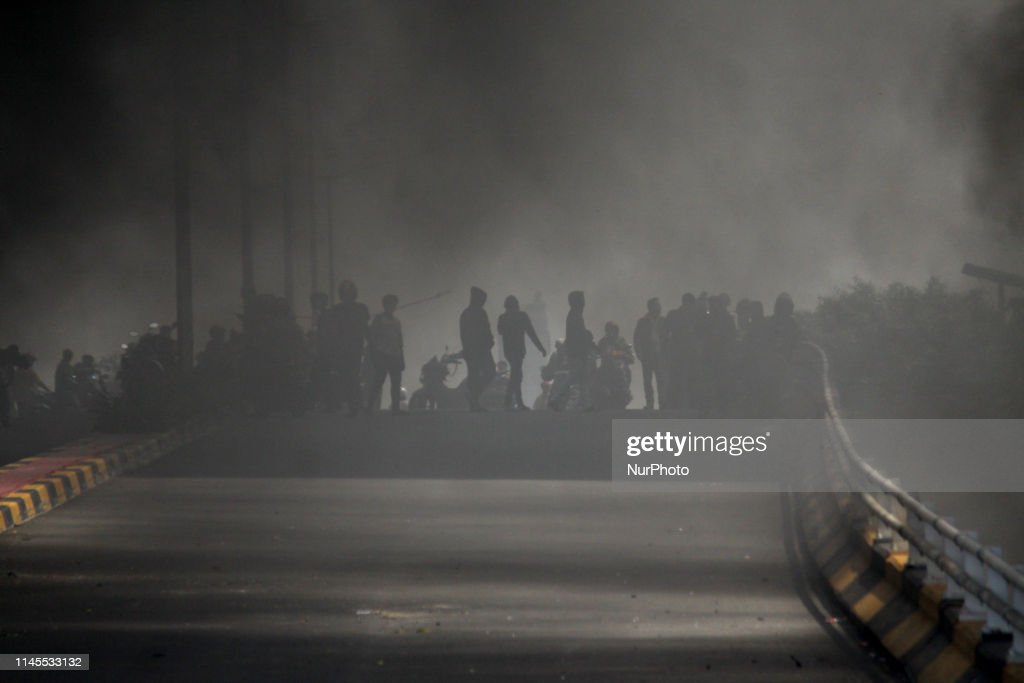 IDN: Presidential Elections 2019 Rally Turned Into Riots