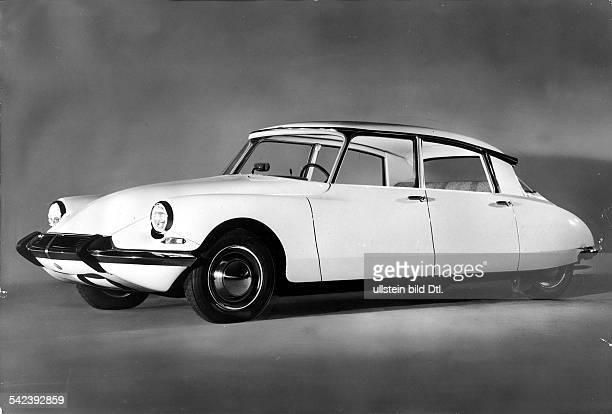 Citroen DS 19September 1962