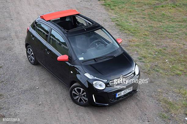 Citroen C1 at the test drive