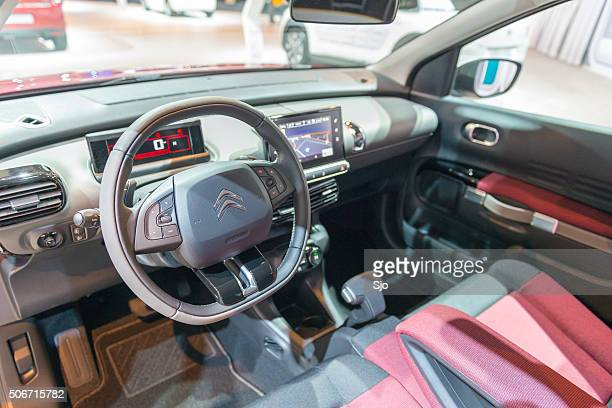 citroen c4 cactus photos et images de collection getty images. Black Bedroom Furniture Sets. Home Design Ideas