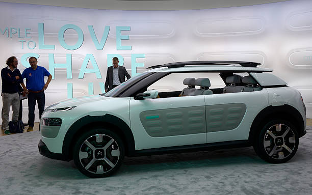 Germany Frankfurt Auto Show 2013 Pictures Getty Images