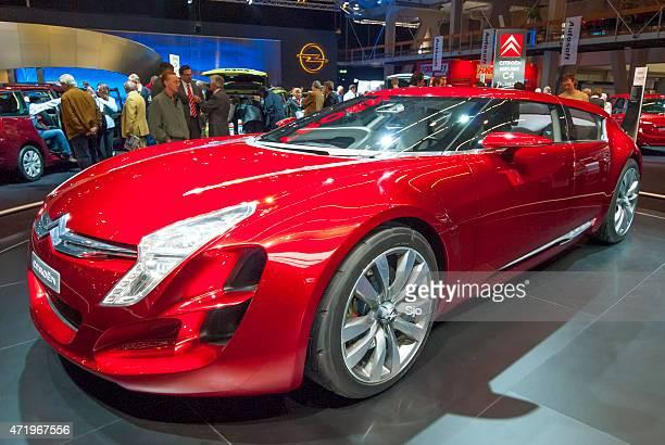 Citroen C-Metisse concept car