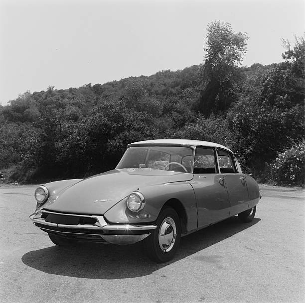 1956 Citroen Ds19 Road Test Pictures Getty Images