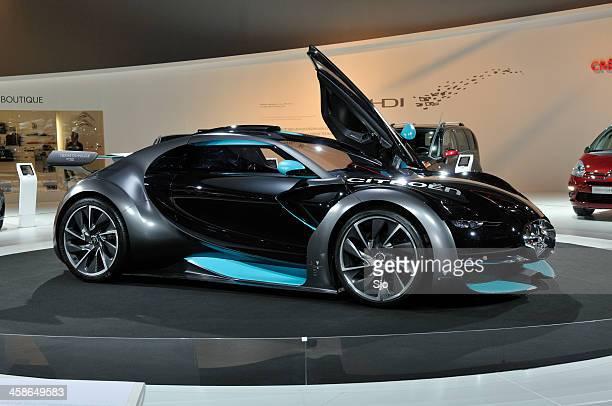Citroën Survolt voiture concept électrique
