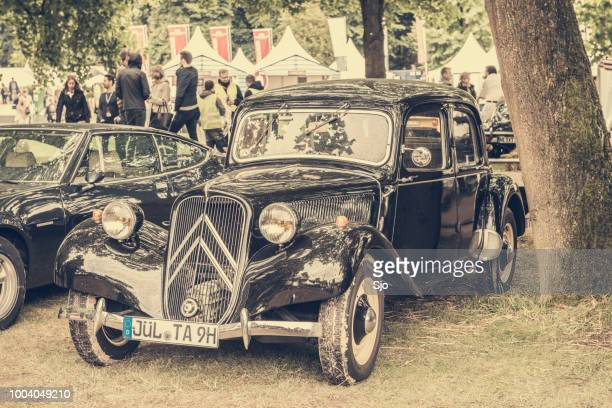 Citroën Traction Avant classic French car