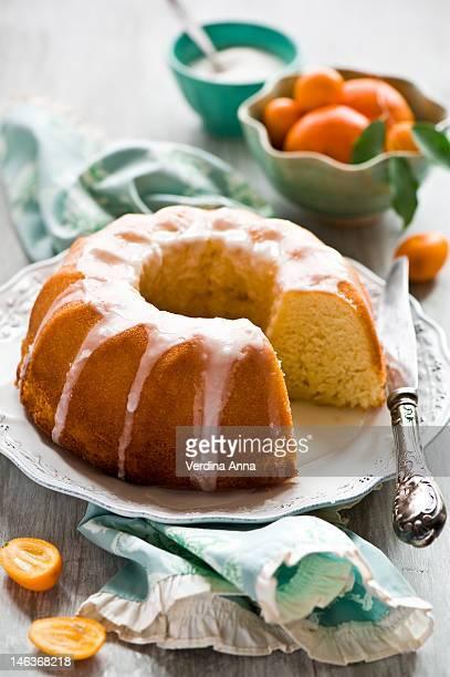 citrus cake - anna verdina stock photos and pictures