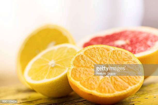 Citrus Fruits, Germany