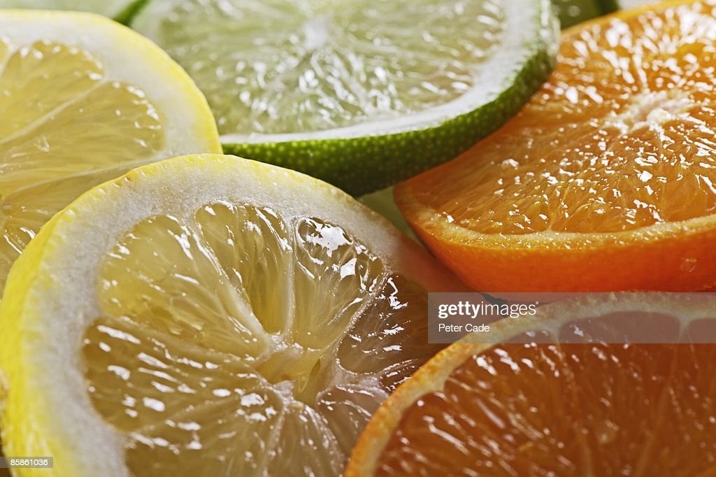 Citrus fruits : Stock-Foto