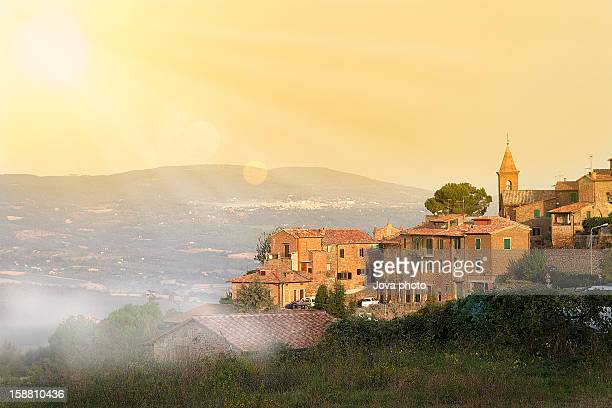 città della pieve - umbria - umbria stock pictures, royalty-free photos & images