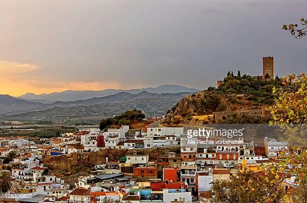 City and valley of Velez