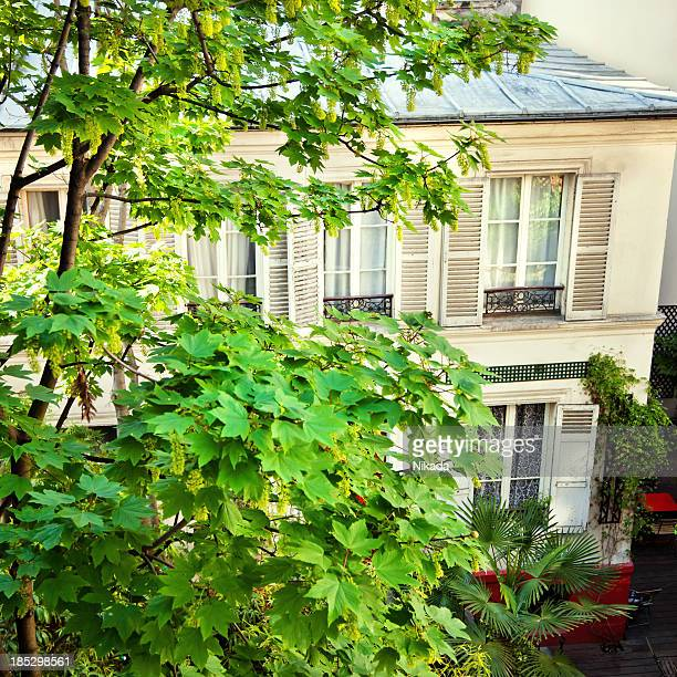 Appartement-ville de Paris
