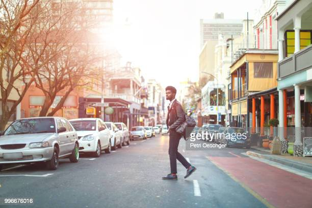 city break - striding stock pictures, royalty-free photos & images