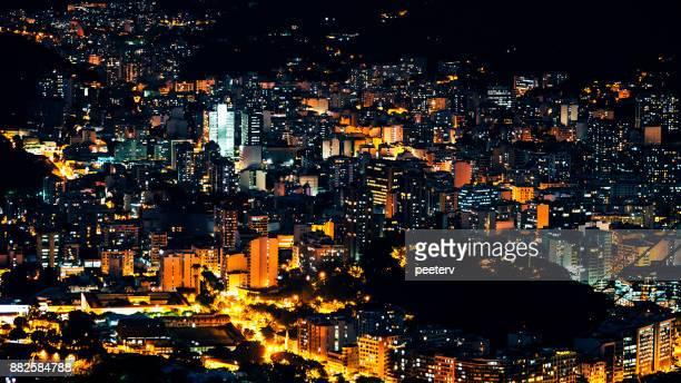 City by night - Rio de Janeiro, Brazil