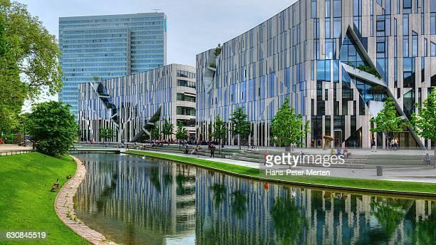city center Kö-Bogen Düsseldorf, Germany