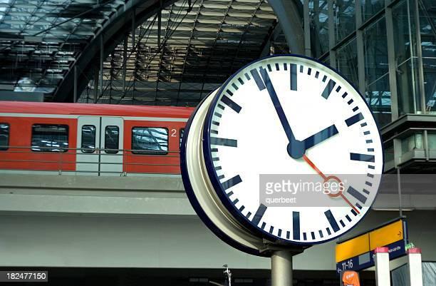 City Clock - Railway station