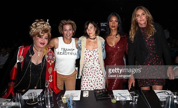City Commissioner Nicole MurrayRamirez actress Alexandra Billings writer/director Gia Coppola model/transgender advocate Geena Rocero and TV...
