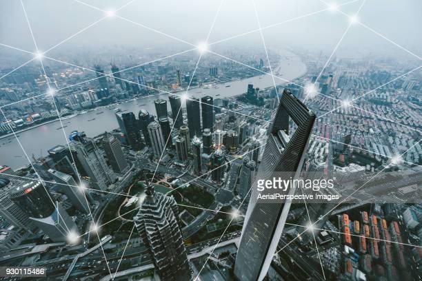 City Communication Technology of Shanghai