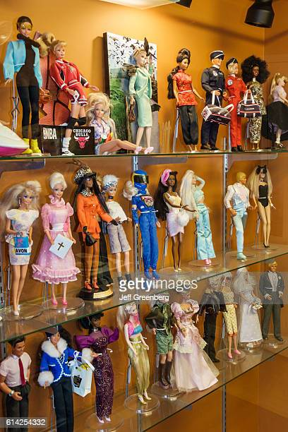 City Diner At the Fox Barbie doll collection