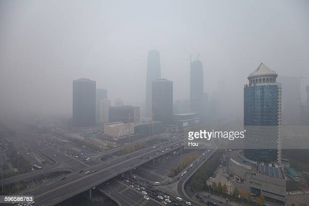 City dying in pollution, Beijing