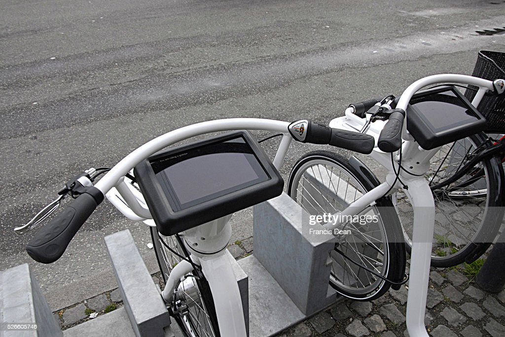City Bikes For Rental For Visitor Pictures Getty Images