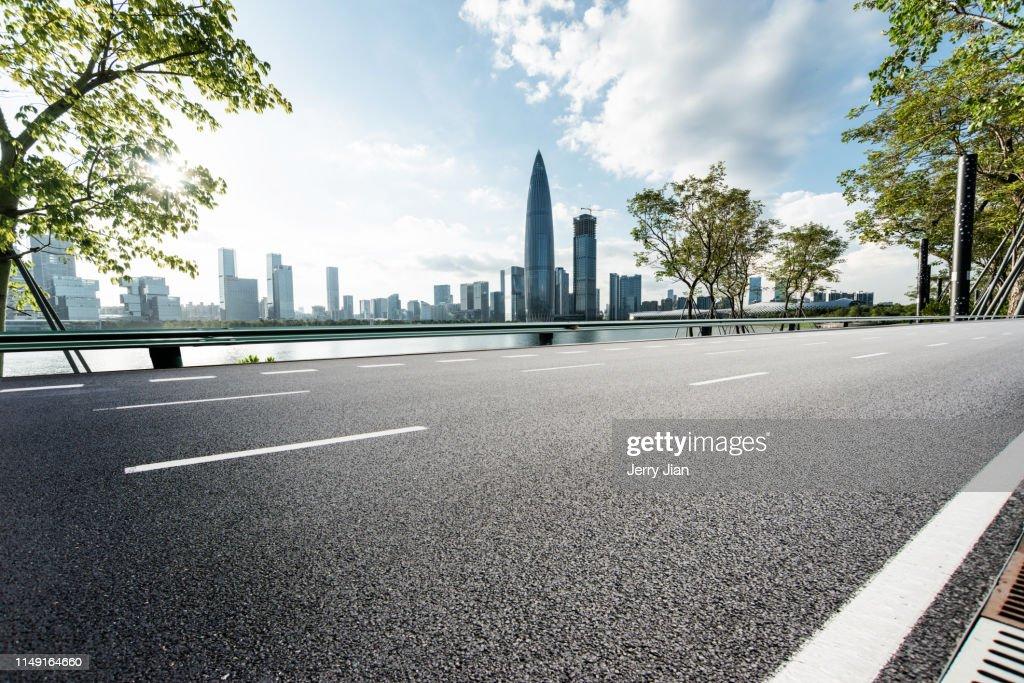 city fast road : ストックフォト