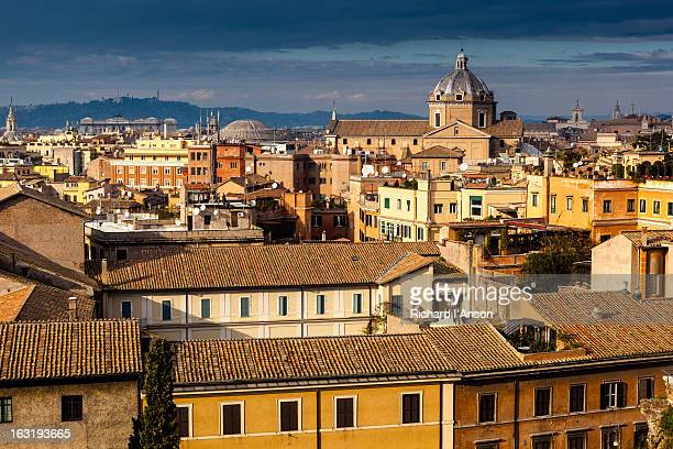City from Capitoline Hill