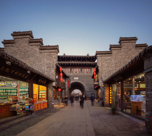 Yangzhou, China Yangzhou, China