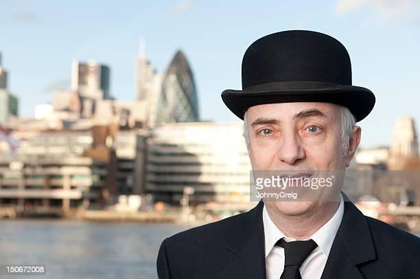 ロンドンの街並み(男性)