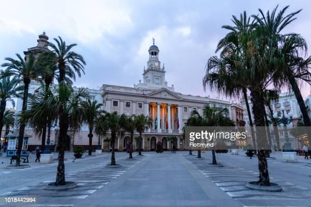 City Hall, Cadiz, Spain