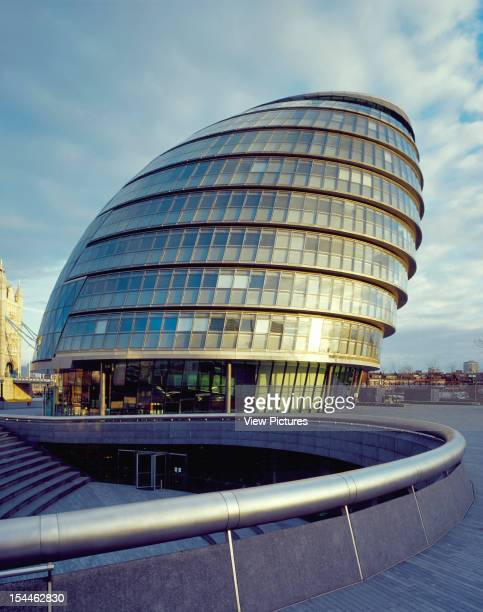 City Hall Gla Greater London Authority, London, United Kingdom, Architect Foster And Partners City Hall Gla Building Exterior