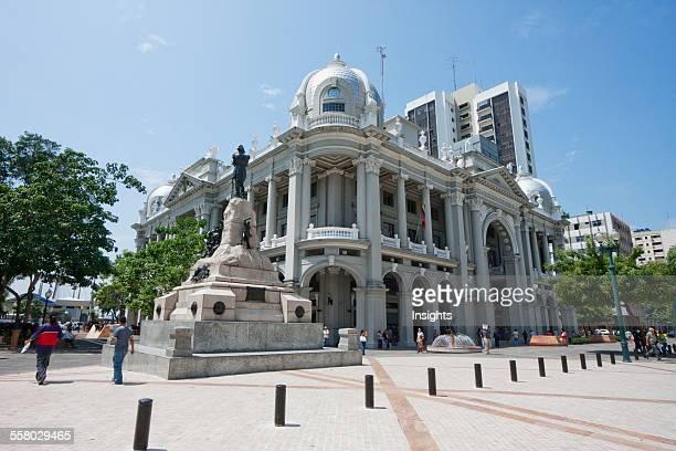 City Hall, Guayaquil, Guayas, Ecuador