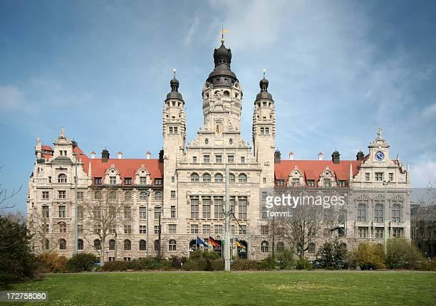 city hall Leipzig, Deutschland
