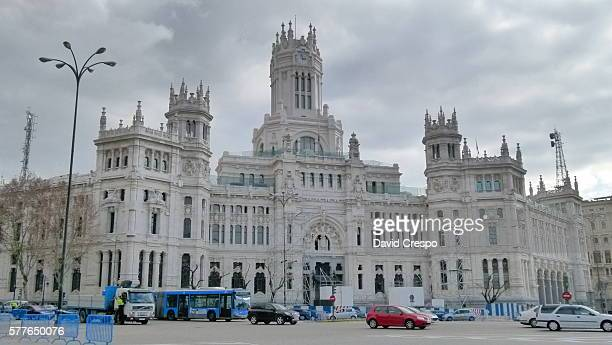 City Hall of Madrid