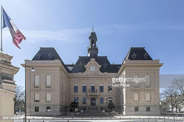 City hall of Villefranche sur Saône