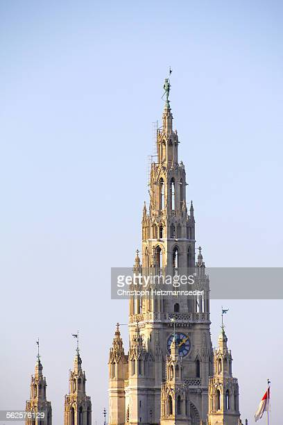 City hall - Rathaus Vienna