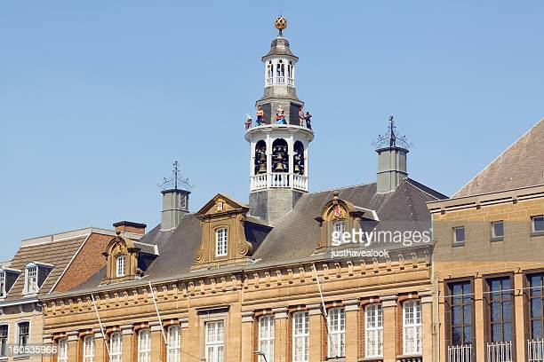 city hall roermond - town hall stock pictures, royalty-free photos & images