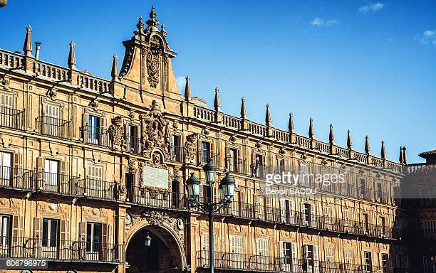 City Hall Salamanca, Spain