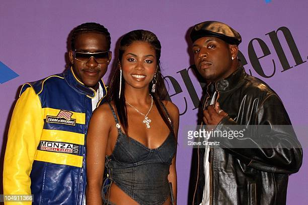 City High during The 2001 Teen Choice Awards Press Room at Universal Amphitheater in Universal City California United States