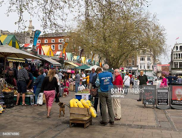 City Host in Norwich Market