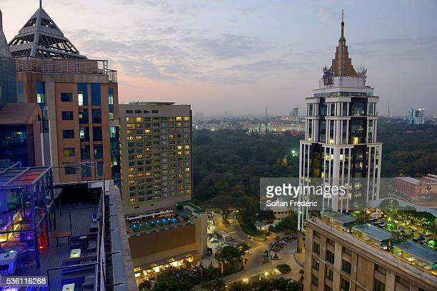 UB City in Bangalore