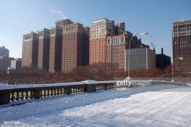 Città In inverno#2