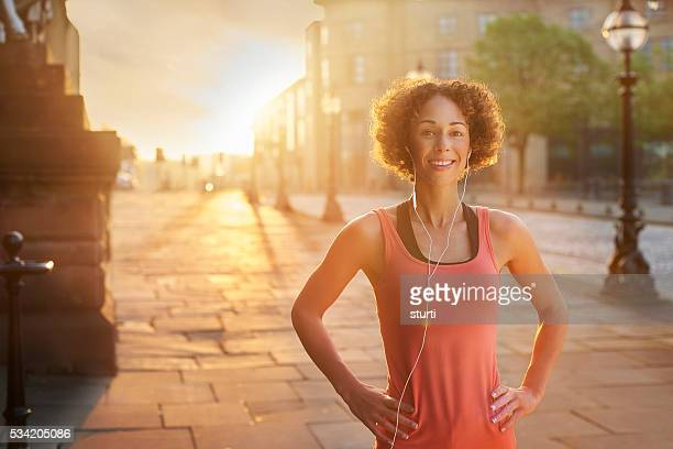 city is my gym - liverpool training stock pictures, royalty-free photos & images