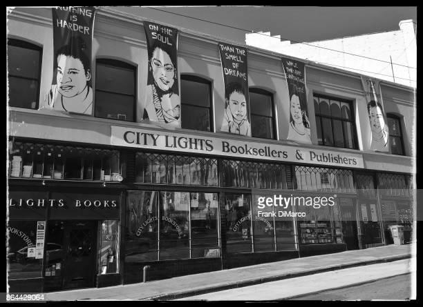City Lights Bookstore, North Beach, San Francisco, California