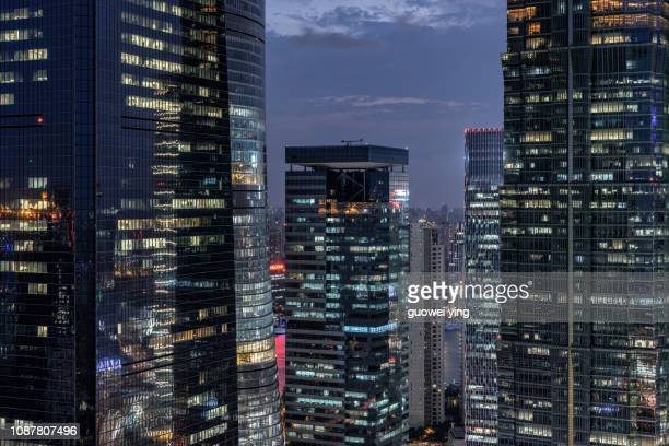 city lights - asia pac stock pictures, royalty-free photos & images