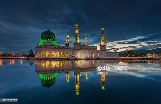 City Likas Mosque
